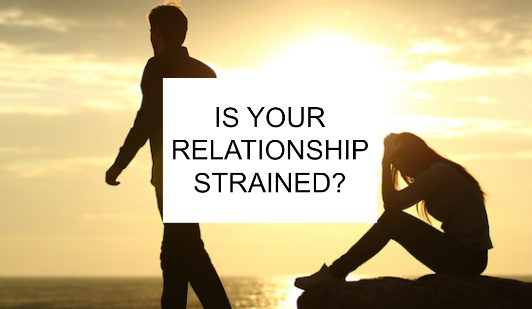 Strained Relationship: Understanding the 4 Common Causes