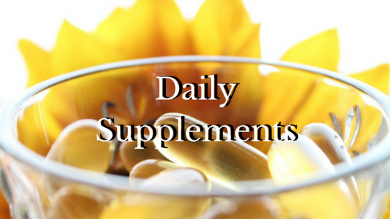 Daily Supplements: The Basics