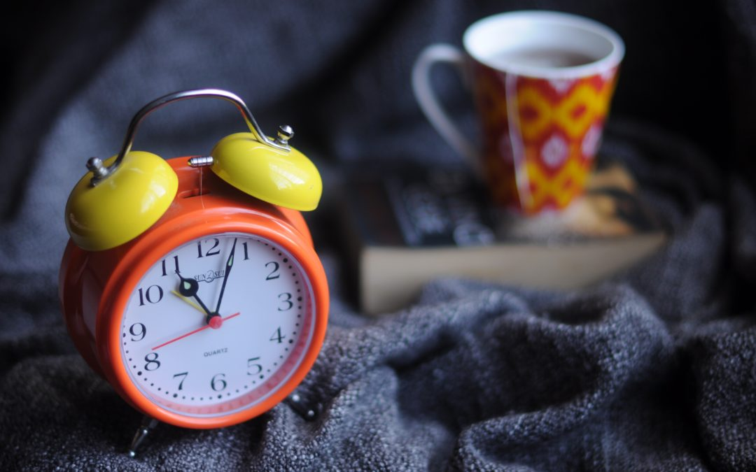 Get More Sleep: Why Time and Hours Matter